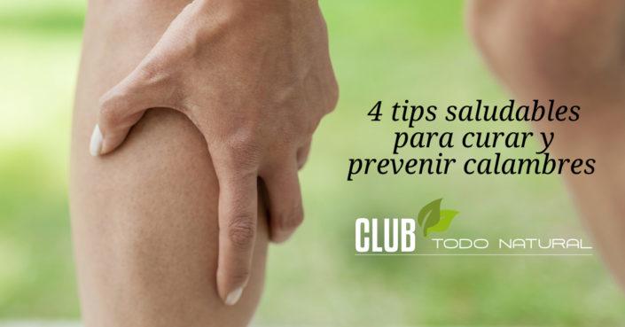 4 tips muy bienos de alimentacion saludable para curar y prevenir calambres